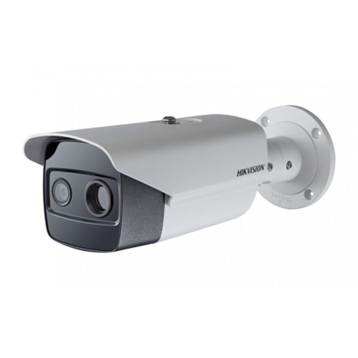 Hikvision DS-2TD2636-10 Thermal and Optical Bi-Spectrum Bullet IP Security Camera