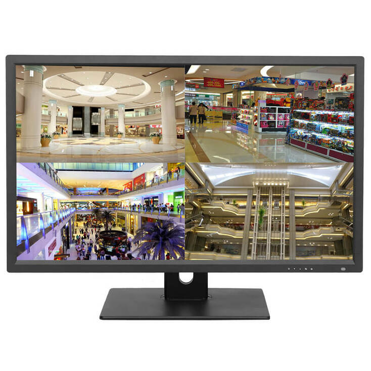 "W Box Technologies 0E-32LEDMON2 32"" Pro Grade LED CCTV Monitor"