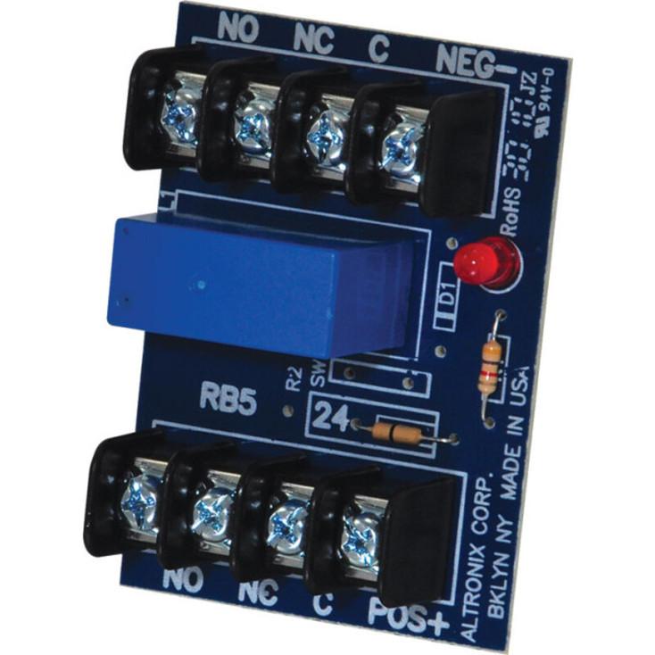 Altronix RB524 Relay Module - 24VDC