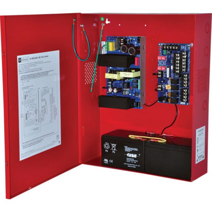 Altronix AL1002ULADAJ NAC Power Supply - 2 Class A or 4 Class B Outputs
