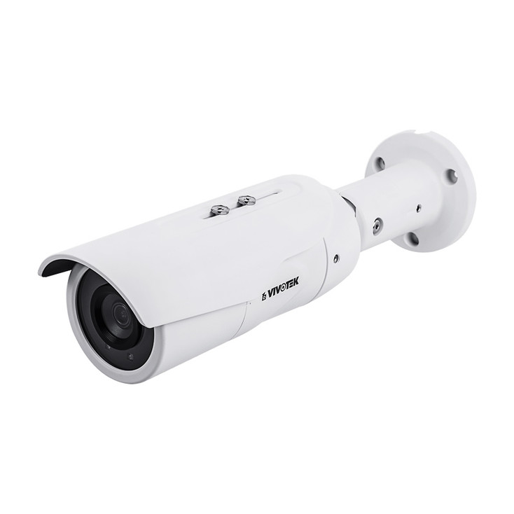 Vivotek IB9389-H 5MP H.265 IR Outdoor Bullet IP Security Camera