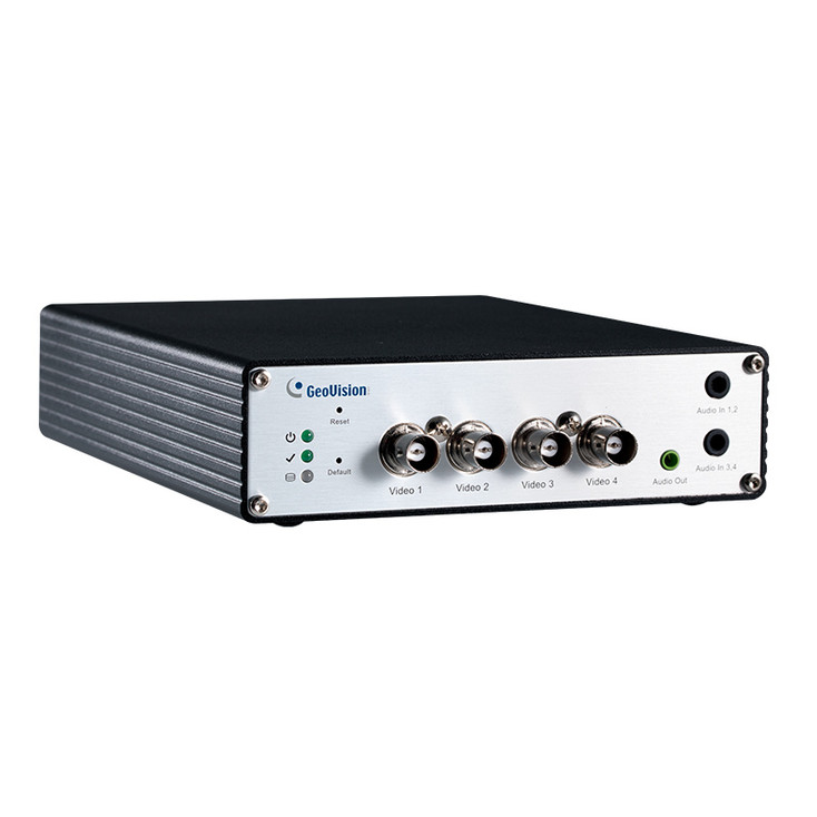 Geovision GV-VS2401 4 Channel H.264 Combo 1080p HD Video Encoder