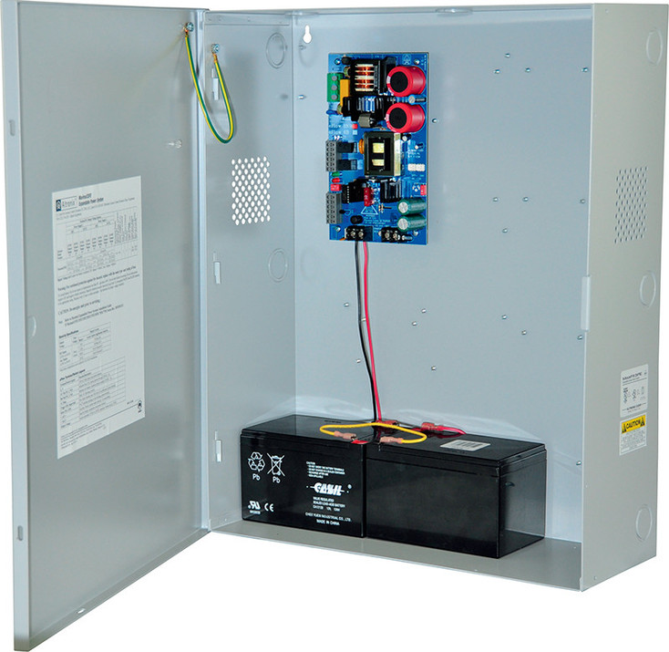 Altronix MaxFit3FE Single Power Supply Expandable Power Systems