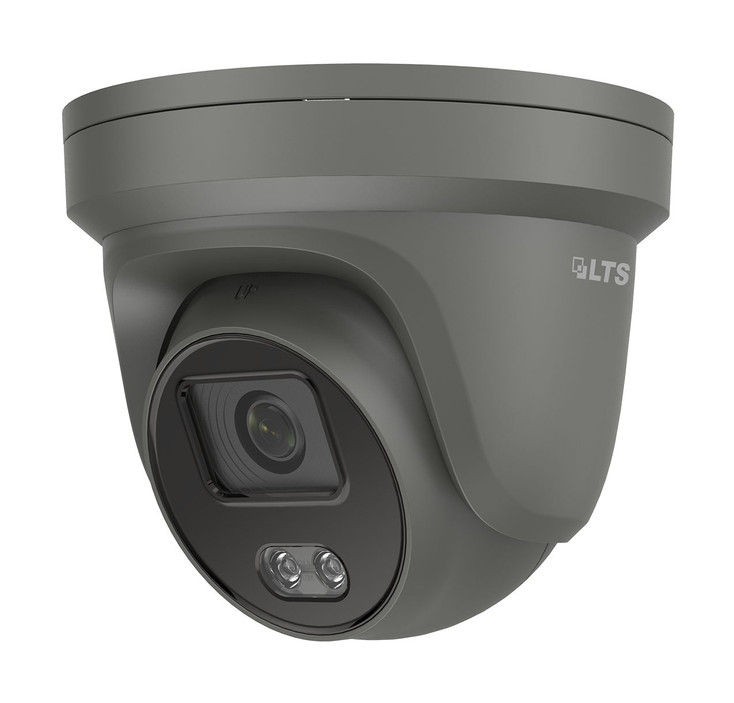 LTS CMIP3C42WB-M 4MP H.265 Full Color Outdoor Turret IP Security Camera