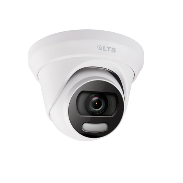 LTS CMHT1722W-28CF 2MP IR Color247 Outdoor Turret HD CCTV Security Camera