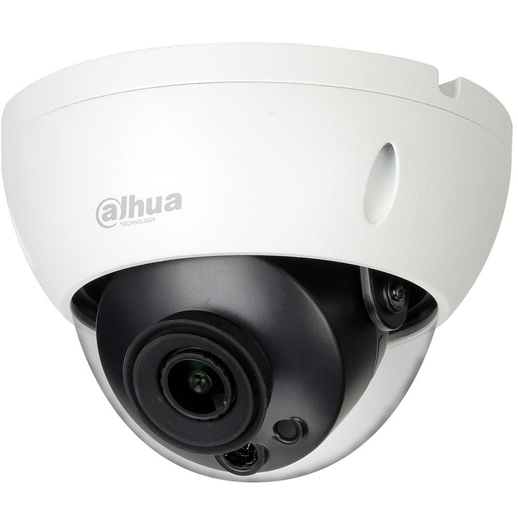 Dahua N45EM63 4MP ePoE Outdoor Dome IP Security Camera with Night Color Technology