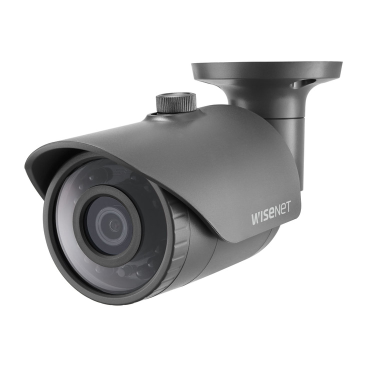 Samsung Hanwha HCO-6020R 2MP IR Bullet HD CCTV Security Camera