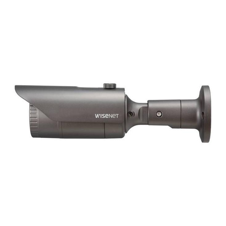 Samsung Hanwha QNO-8020R 5MP H.265 IR Outdoor Bullet IP Security Camera
