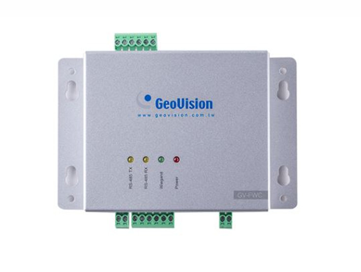 Geovision GV-FWC GV-Face Wiegand Converter V1.00 84-FWC0000-0010