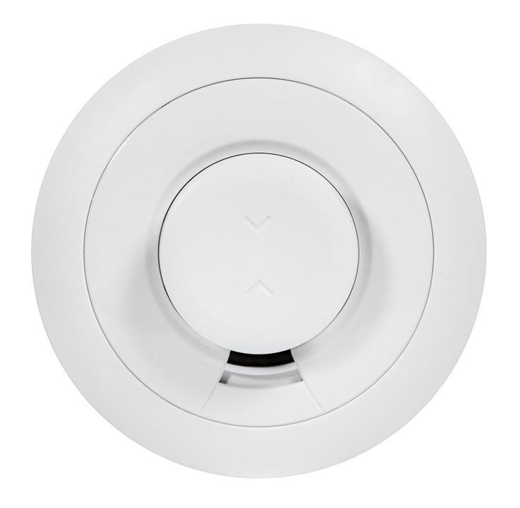 2Gig 2GIG-SMKT8-345 Smoke Heat Freeze Detector (Non-encrypted signal)