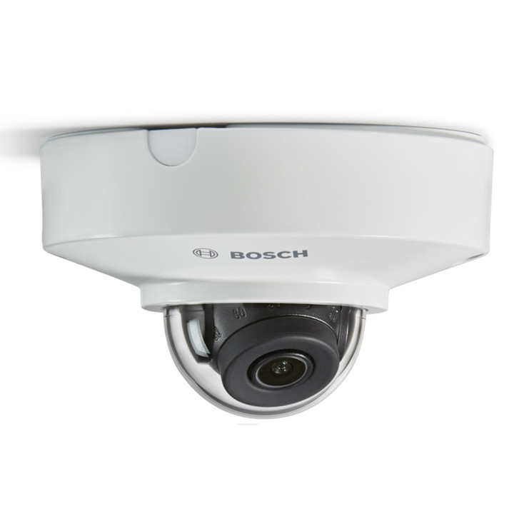 Bosch NDV-3502-F02 2MP Indoor Micro Dome IP Security Camera with 130 degree Lens