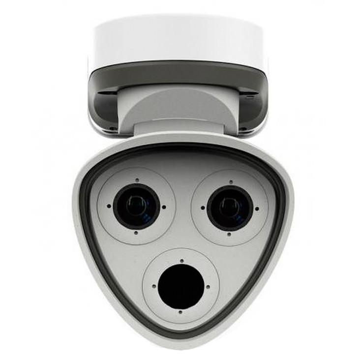 Mobotix Mx-M73A-RJ45-wg 4K Outdoor IP Security Camera (Body only) with Mobotix 7 Platform