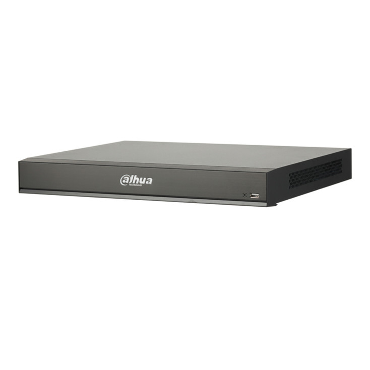 Dahua DHI-NVR5216-16P-I 4TB 16 Channel AI Network Video Recorder with 16 PoE Ports and 4TB HDD
