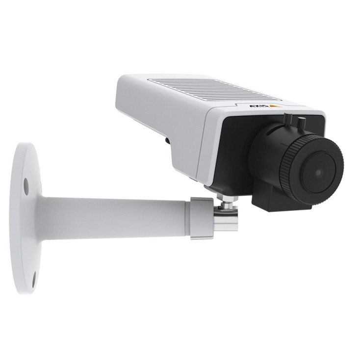 AXIS M1134 1MP H.265 Indoor Bullet IP Security Camera with Built-in Microphone 01979-001