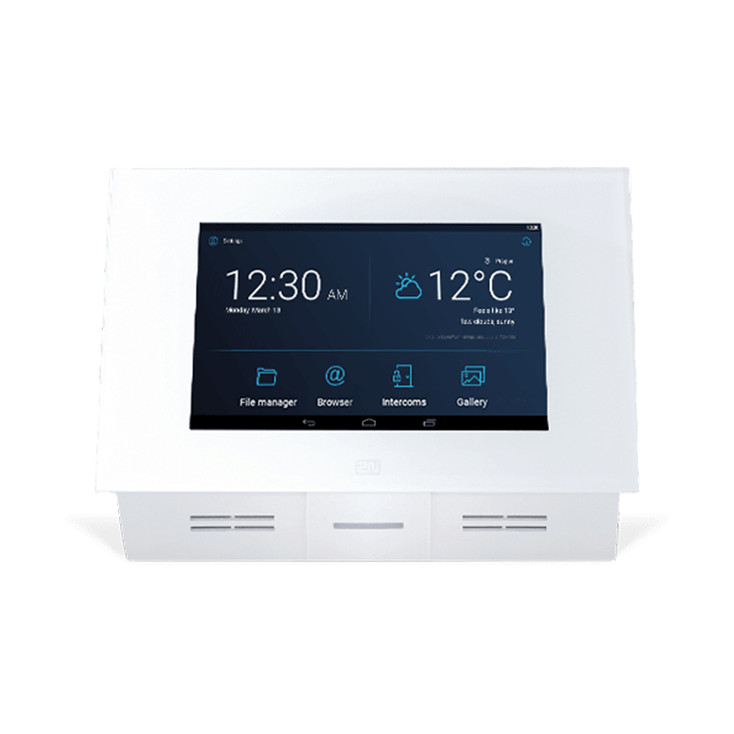 2N Indoor Touch 2.0 White with Wifi 01671-001