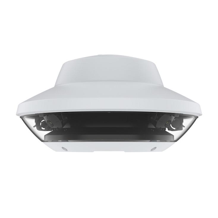 AXIS Q6010-E 60 Hz 4x5MP H.265 Outdoor Multi-sensor IP Security Camera 01981-001