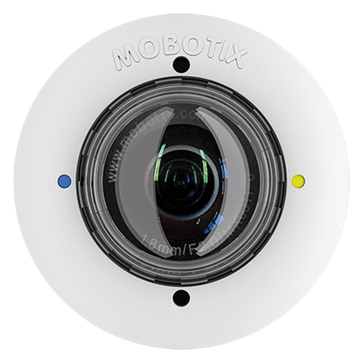 Mobotix MX-O-SMA-S-6N500 6MP B500 Lens Night Sensor Module White