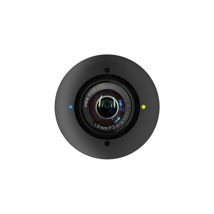 Mobotix MX-O-SMA-S-6D041-b 6MP B041 Lens Day Sensor Module Black