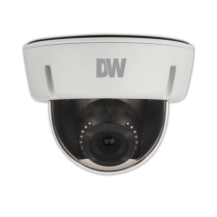 Digital Watchdog DWC-V6563WTIR 5MP IR Outdoor Dome HD CCTV Security Camera with Starlight Plus