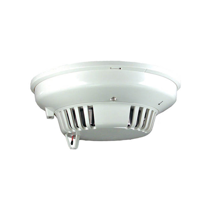 Bosch D263TH Two‑wire Photoelectric Smoke Detector with Heat Sensor