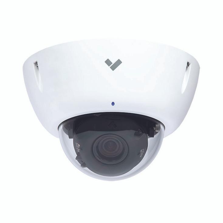 Verkada D50 3MP IR Outdoor Dome IP Security Camera with Zoom Lens