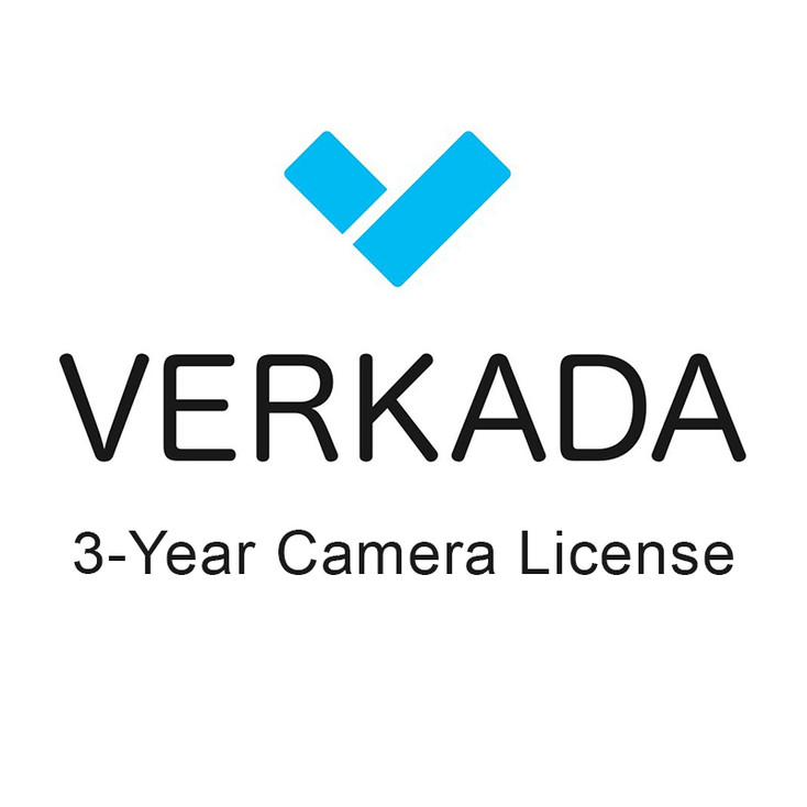 Verkada LIC-3Y 3 Year Camera Cloud License