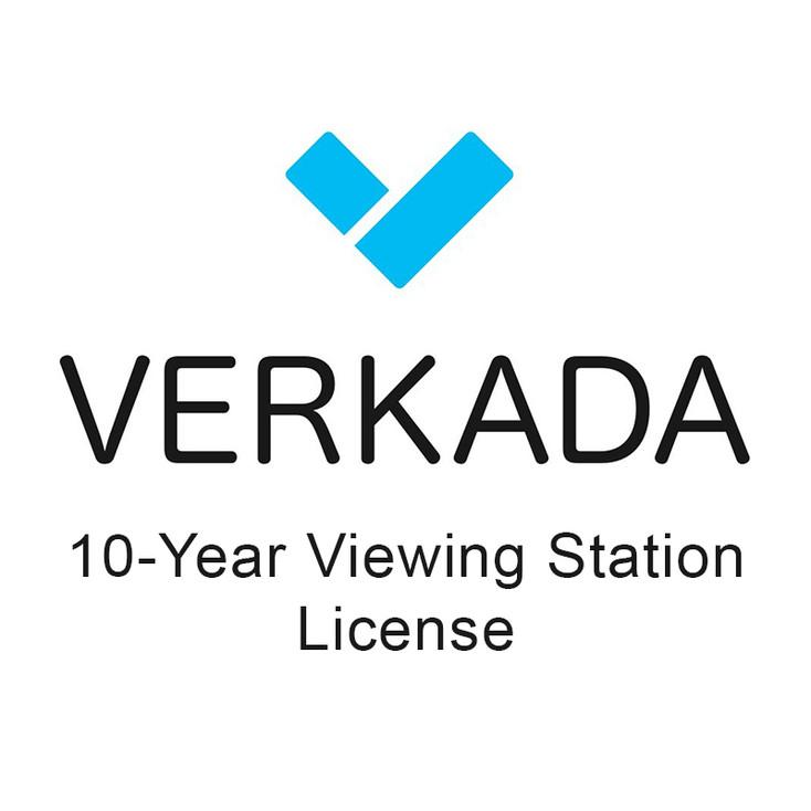 Verkada LIC-VX-10Y 10 Year Viewing Station License