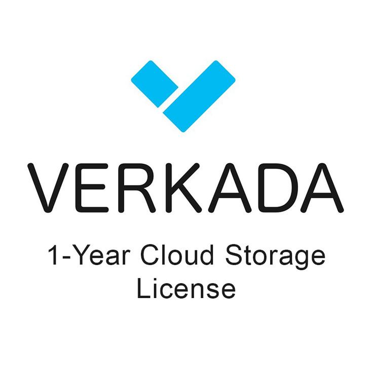 Verkada LIC-CLD-365-1Y 1 Year Cloud Storage License - 365 Day