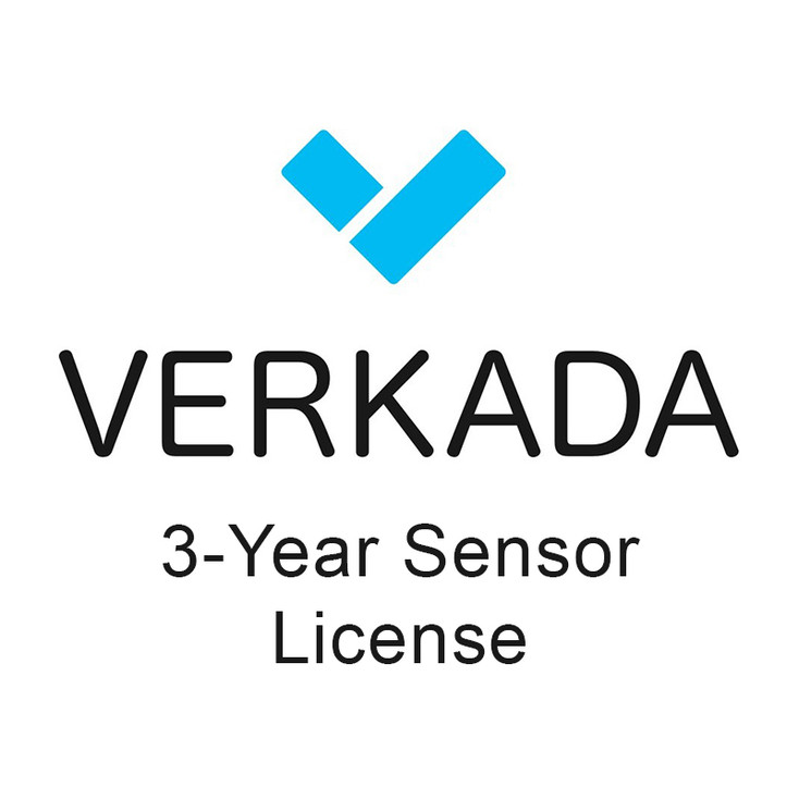 Verkada LIC-SV-3Y 3 Year Sensor License