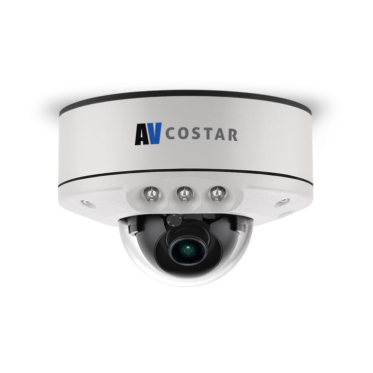 Arecont Vision AV5756DNIR-S 5MP H.265 Outdoor Micro Dome IP Security Camera