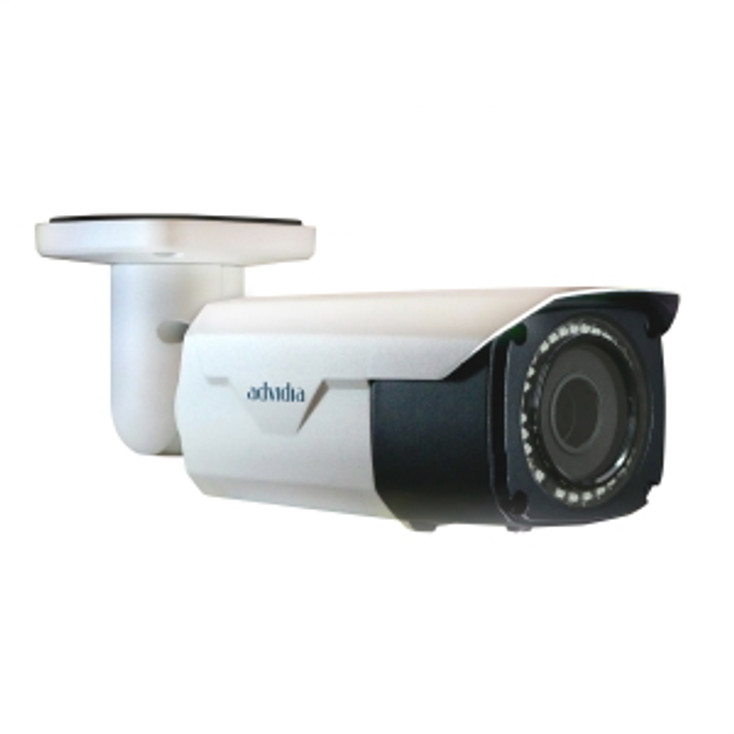 Panasonic Advidia B-58-V 5MP IR H.265 Outdoor Bullet IP Security Camera with Built-in Microphone