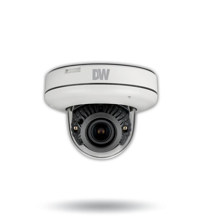 Digital Watchdog DWC-MV94Wi28T 5MP IR H.265 Outdoor Dome IP Security Camera with Motorized Lens