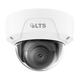 LTS LTD8708K-D4W 8-Camera 4MP Outdoor Dome IP Security Camera System - 8TB HDD, 8x 100ft Cable