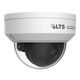 LTS VSIP7442W-28S 4MP H.265 Outdoor IR Dome WDR Vandal Proof IP Security Camera with 2.8mm Fixed Lens