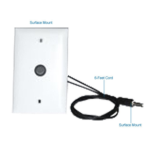 ets ml1-s surface mount omni directional surveillance microphone
