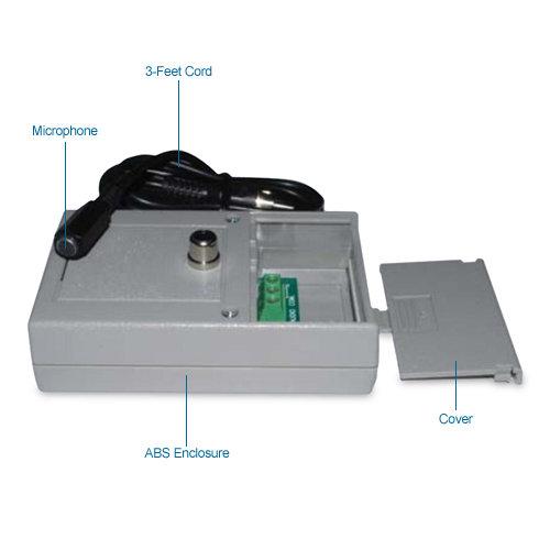 ets sm1-c remote element covert surveillance microphone
