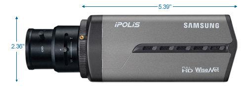 samsung snb-7000 3mp 1080p full hd ip security camera