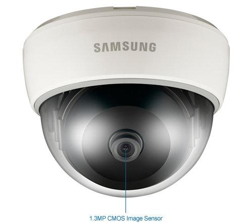 samsung snd-5011 1.3mp high definition ip security camera