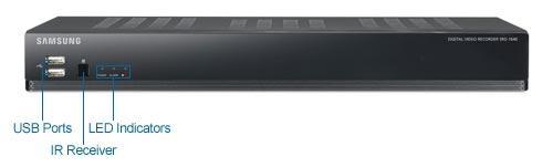samsung srd-1640 16-camera 1tb digital video recorder