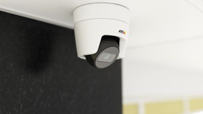 AXIS M3104-LVE 1MP Outdoor Mini Dome Fixed IP Security Camera 0866-001