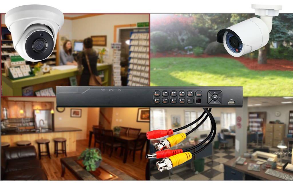 HD CCTV Camera Systems