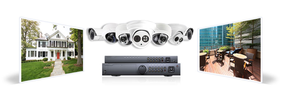HD Outdoor Security Camera Systems