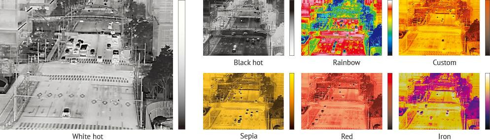 Samsung Hanwha TNO-4040T VGA H.265 Thermal IP Security Camera