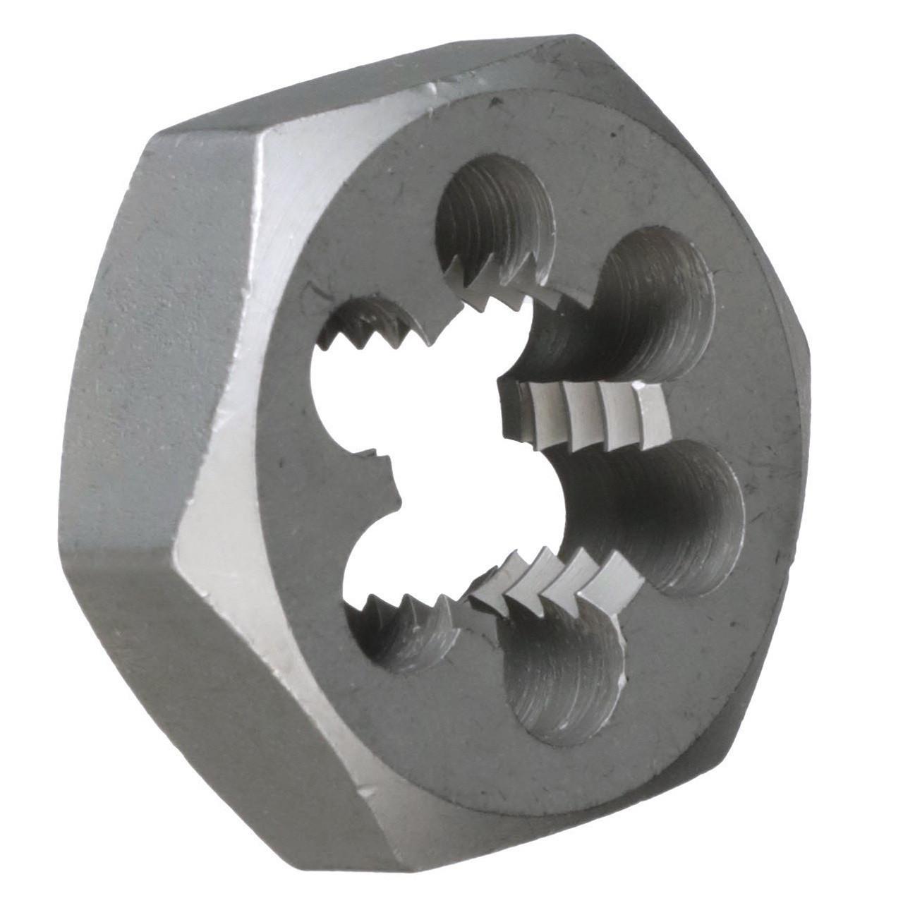 Hex Die Special Thread Fractional 1-24 Carbon Steel