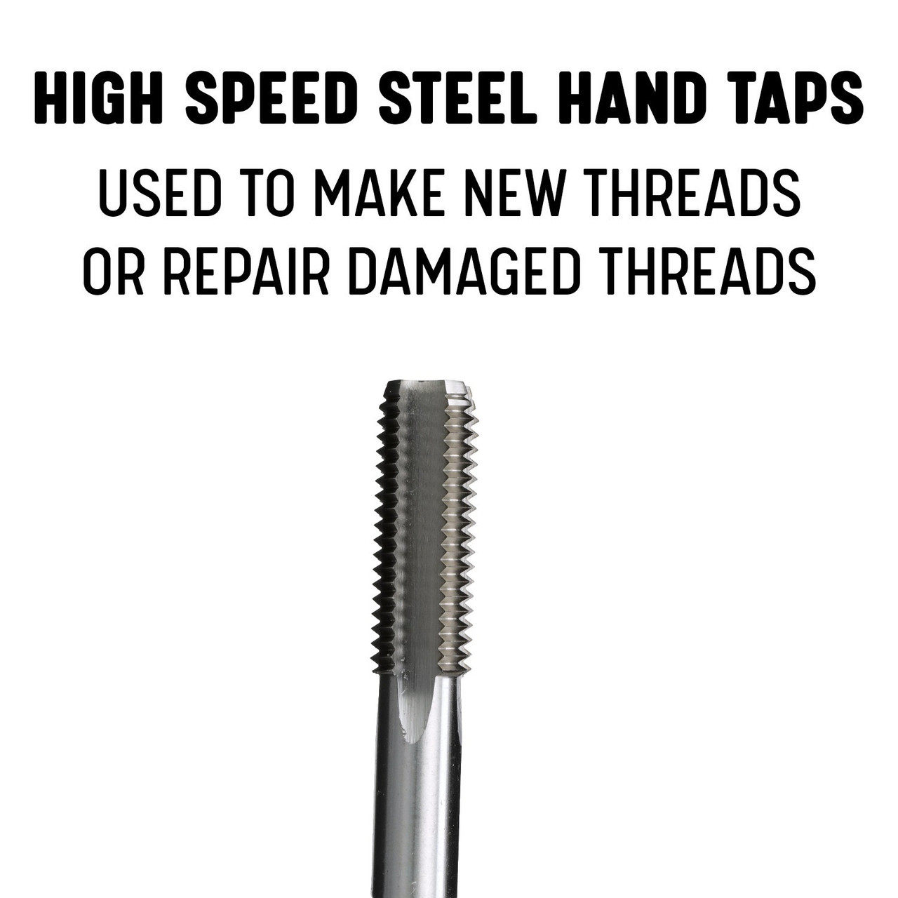 Spiral Point Special Thread Hand Tap 5//16-32 High Speed