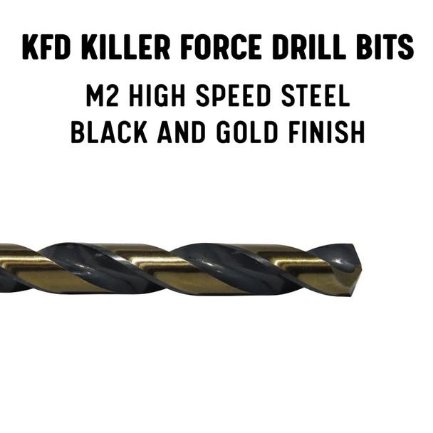 Drill America 1-1//2x7-1//2 Auger Bit DMS Series