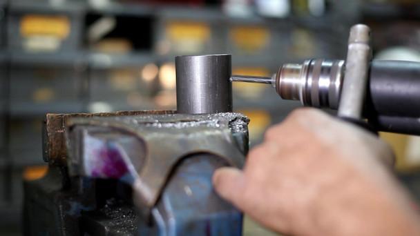 "43//64/"" Taper Shank Drill HSS 118° Point Black Oxide Metalworking Drill 85623"