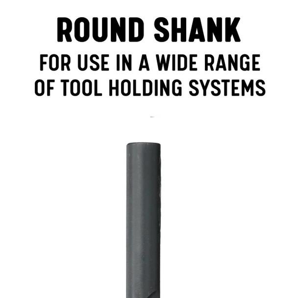 #5-44 HSS Plug Tap and #37 HSS Drill Bit Qualtech