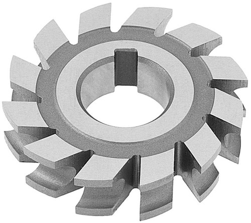 """9//16 x 3 x 1/"""" HSS Convex Cutter"""