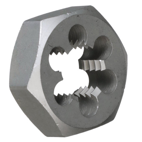 2 Pcs. 7//16-20 TPI Carbon Steel Hexagon Rethreading Die